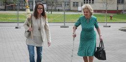 Jaruzelskie odwiedziły generała w szpitalu. FOTO