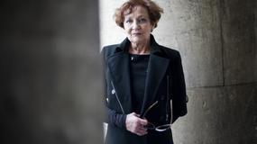 Ewa Dałkowska: sytuacja w teatrze jest taka, jak w całej Polsce