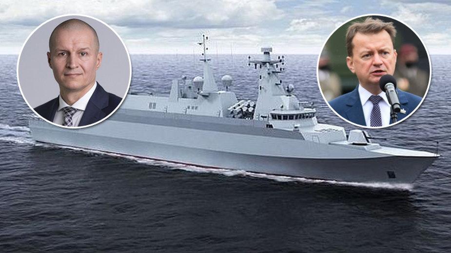 """Projekt """"Miecznik"""" nie tylko nie wyciągnął z zapaści Marynarkę Wojenną, ale dodatkowo ją podtopił."""
