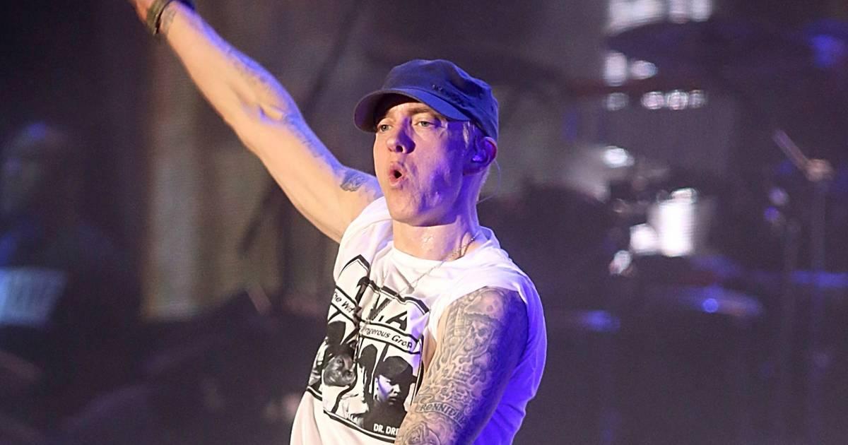 Neues Eminem-Album könnte historischen Chart-Rekord aufstellen
