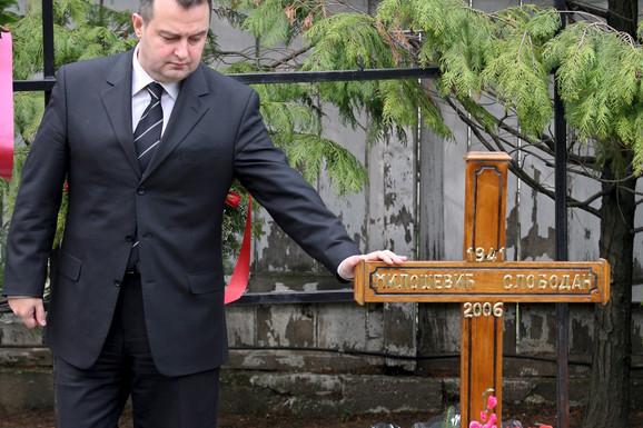 Dačić: Nisam bio u dobrim odnosima sa Mirom u poslednje vreme, a o porodici Milošević ISTORIJA ĆE SVE REĆI