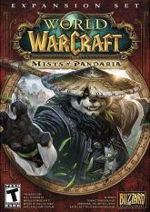 Okładka: World of Warcraft: Mists of Pandaria
