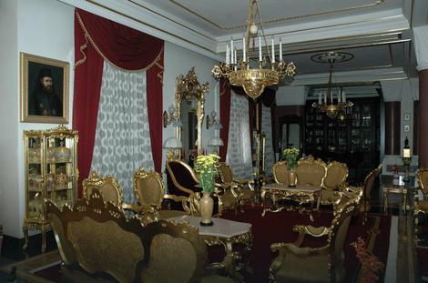 Pozlata i luksuz u Vladičanskom dvoru