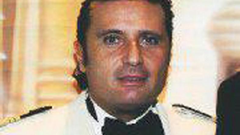 Francesco Schettino, kapitan statku Costa Concordia. O nim mówi teraz cały świat