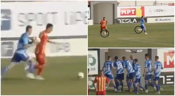 FK Đorče Petrov, FK Akademija Pandev