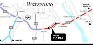 Południowa Obwodnica Warszawy: Umowy na budowę podpisane