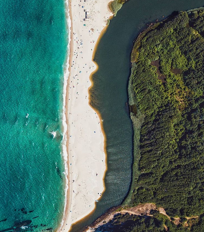 Veleka plaža