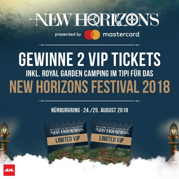 n rburgring am new horizons festival 2018 in n rburg tickets. Black Bedroom Furniture Sets. Home Design Ideas