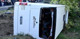 Tragedia na Węgrzech. Osiem osób zginęło, wielu rannych w wypadku autobusu