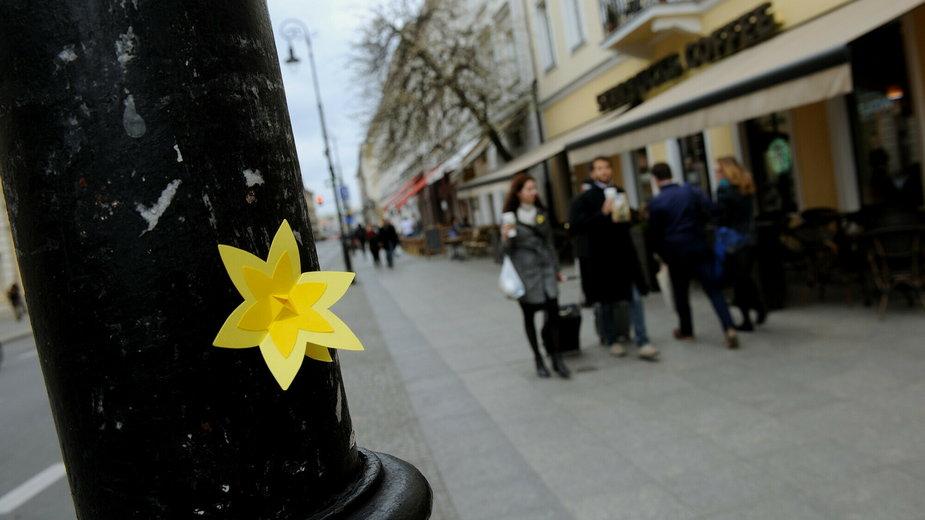 Dziś rocznica powstania w getcie warszawskim
