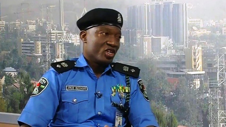 Jimoh Moshood, Police Public Relations Officer