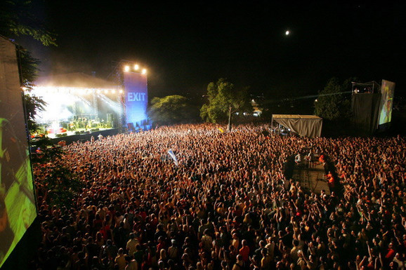 Atmosfera sa festivala