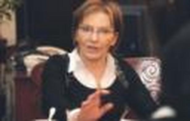 Minister nadała swojej decyzji rygor natychmiastowej wykonalności.