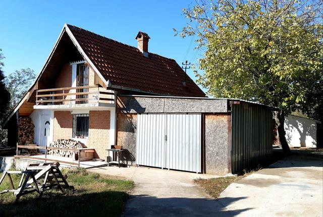 Kuća Erika Lamersa u selu Veliko Krčmare