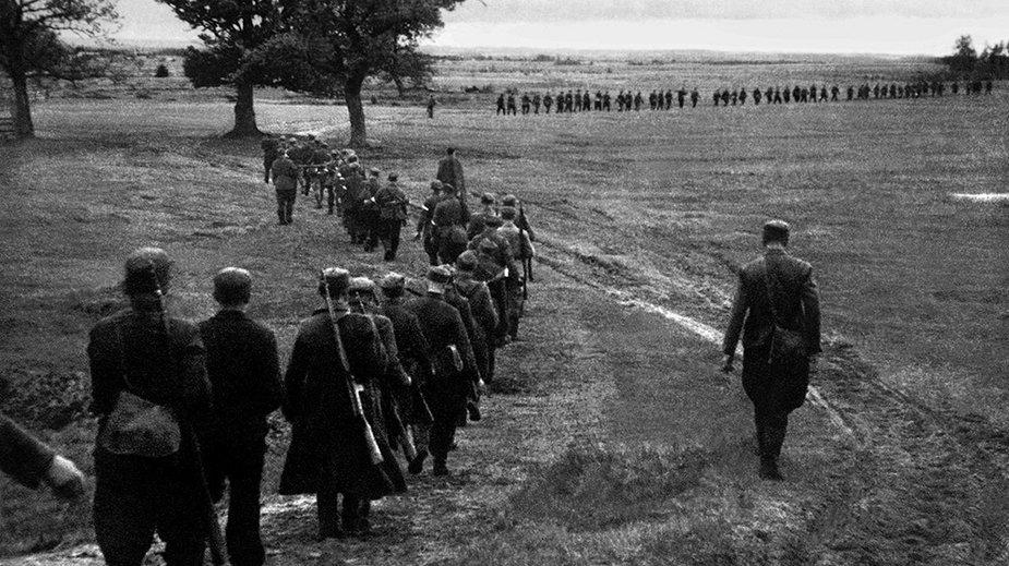 Wileńszczyzna, 1944. Żołnierze V Wileńskiej Brygady AK.