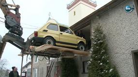 Maluch opuścił mury mieszkania w Gliwicach