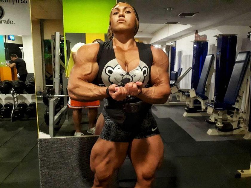 Natalia Kuzniecowa, 26-letnia sportsmenka z Rosji