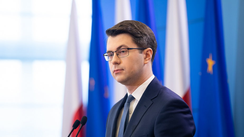 Piotr Müller, rzecznik rzadu