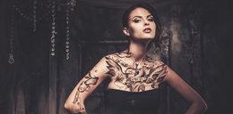 Masz tatuaż? Te na pewno są niezdrowe!