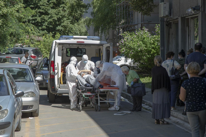 Infektivna klinika Kliničko-bolničkog centra u Beogradu