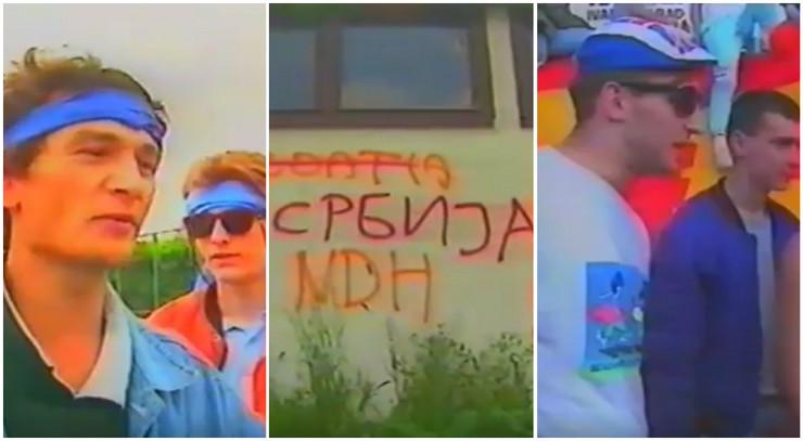 Maksimir 1990