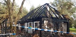 Dwaj biznesmeni zginęli w pożarze. Tak pożegnał ich były poseł PO