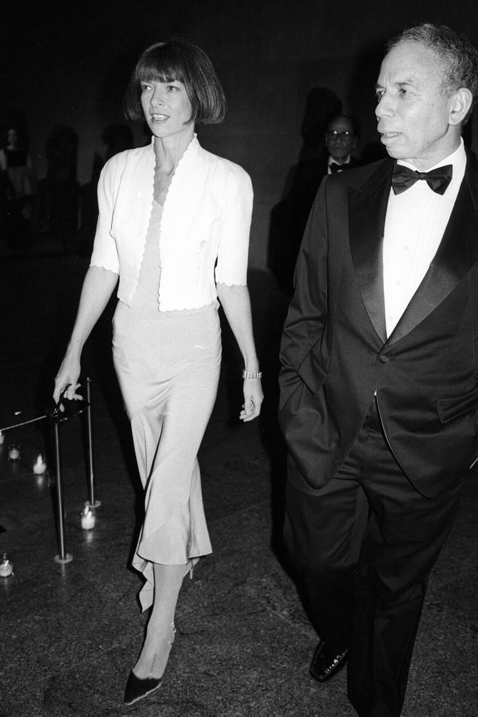 Ana Vintur na Met gali 1993.