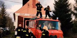 HIT sieci! Strażacy z Mazur nagrali przeróbkę polskiego hitu