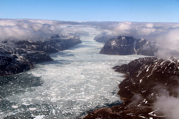 Sumorna budućnost - topljenje leda