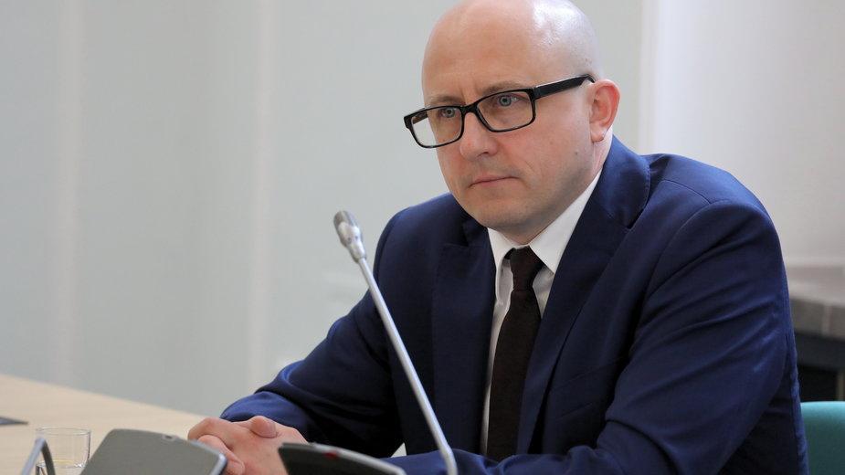 sędzia Dariusz Drajewicz