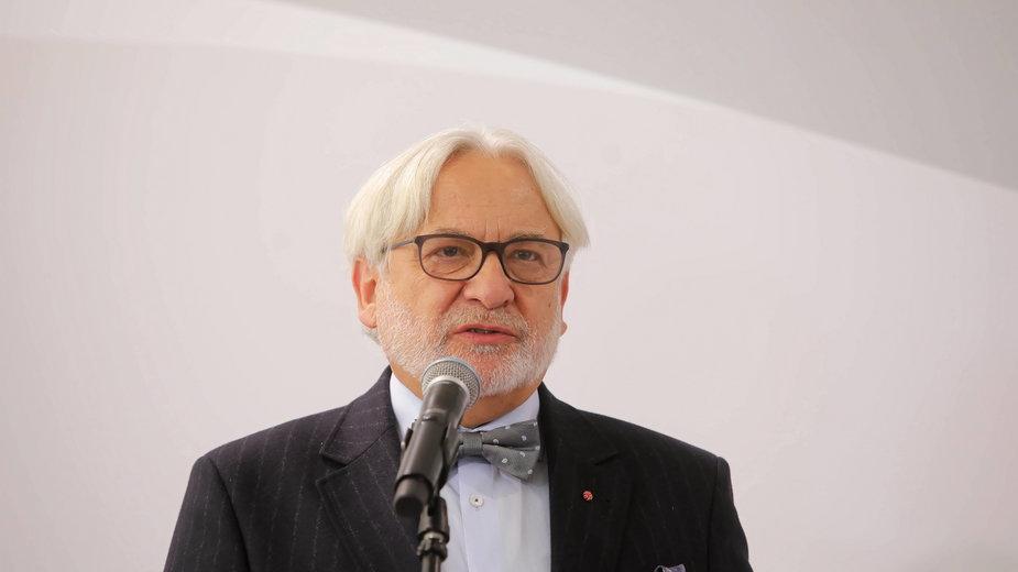 Wojciech Maksymowicz odchodzi z klubu parlamentarnego PiS