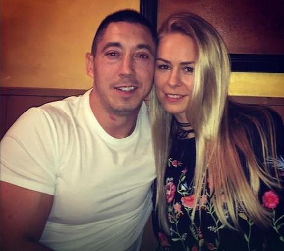 Ubijena u sačekuši: Nenad Stević sa svojom devojkom Teodorom Kaćanski