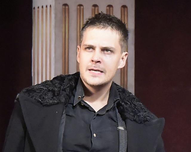 """Miloš Biković, predstava """"Dama s kamelijama"""""""