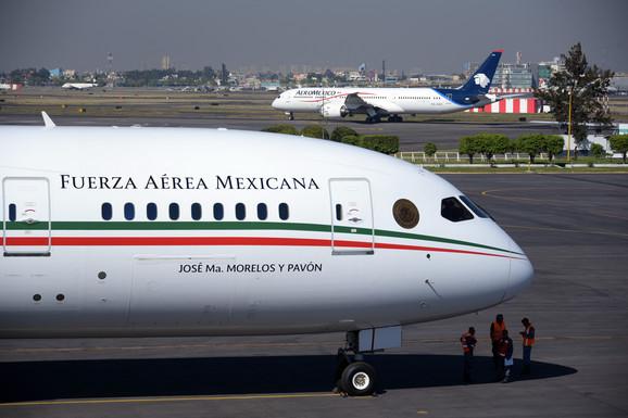 Predsednički avion