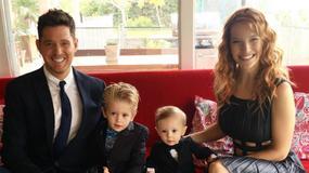 Syn Michaela Buble rozpoczyna nowy etap walki z rakiem. Leczenie potrwa do końca roku