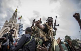 Assimi Goita przywódcą rebeliantów w Mali. Rada Bezpieczeństwa ONZ potępia pucz