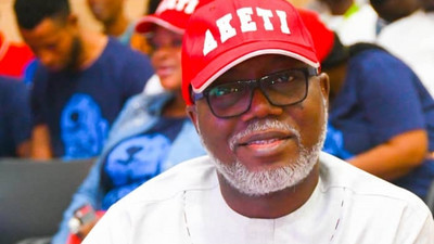 I will remain loyal, supportive to Akeredolu, Deputy Gov says