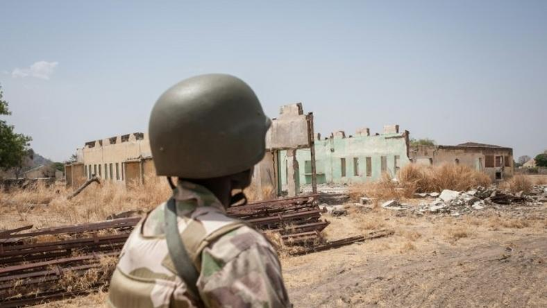 A counter-offensive backed by a regional force has seen the Nigerian military retake swathes of territory from Boko Haram insurgents in the north of the country