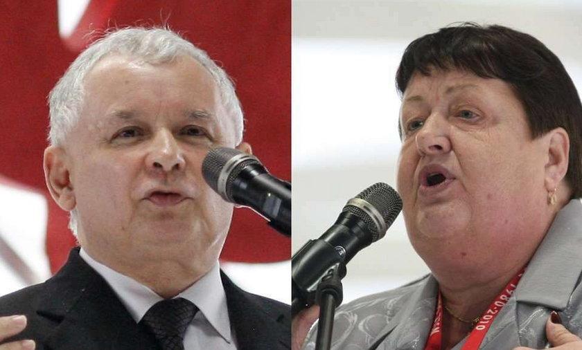 Co Kaczyński robił w sierpniu '80?