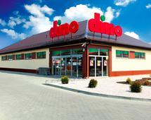 Dino na koniec września br. miało 718 sklepów