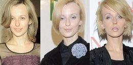 Kamila Łapicka pięknieje. Z dnia na dzień!