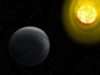 Nowa planeta pod kilkoma względami przypomina Ziemię, ale jest na niej o wiele zimniej