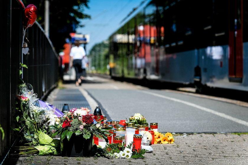 Tragedia na niemieckim dworcu kolejowym