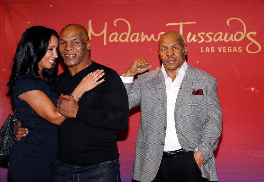 Mike Tyson doczekał się własnej figury woskowej. ZOBACZ