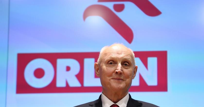 Wojciech Jasiński był prezesem PKN Orlen od 16 grudnia 2015 r. do 5 lutego 2018 r.