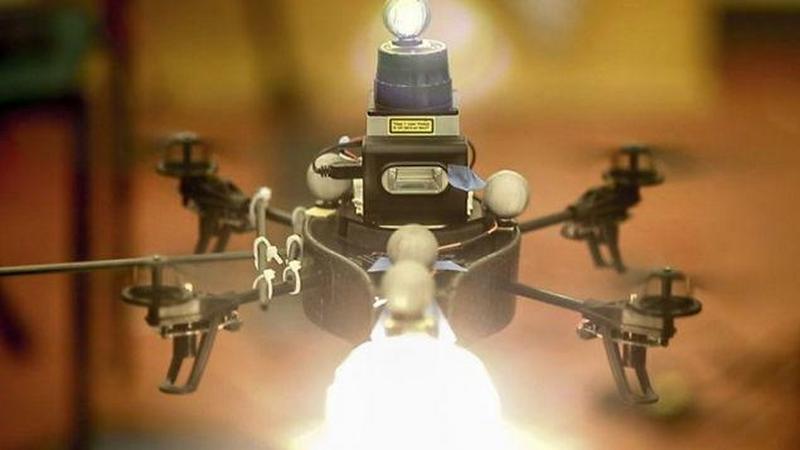 Drony pomogą profesjonalnym fotografom
