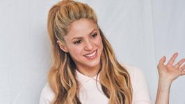 Shakira to prawdziwa kocica. Zobacz, jak szaleje w tańcu