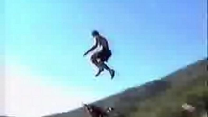Białe dziewczyny nie umieją skakać