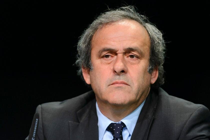 Michel Platini nie jest już prezydentem UEFA