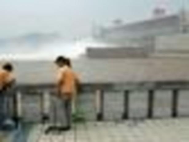 Tama Trzech Przełomów na rzece Jangcy w Chinach.
